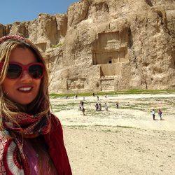 Naqsh-e Rostam, la Petra de Irán