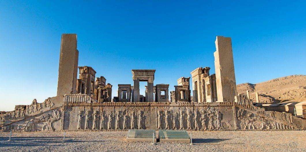Persépolis, la joya de Persia