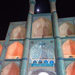 Yazd, ciudad de adobe, torres del viento y Zaratustra