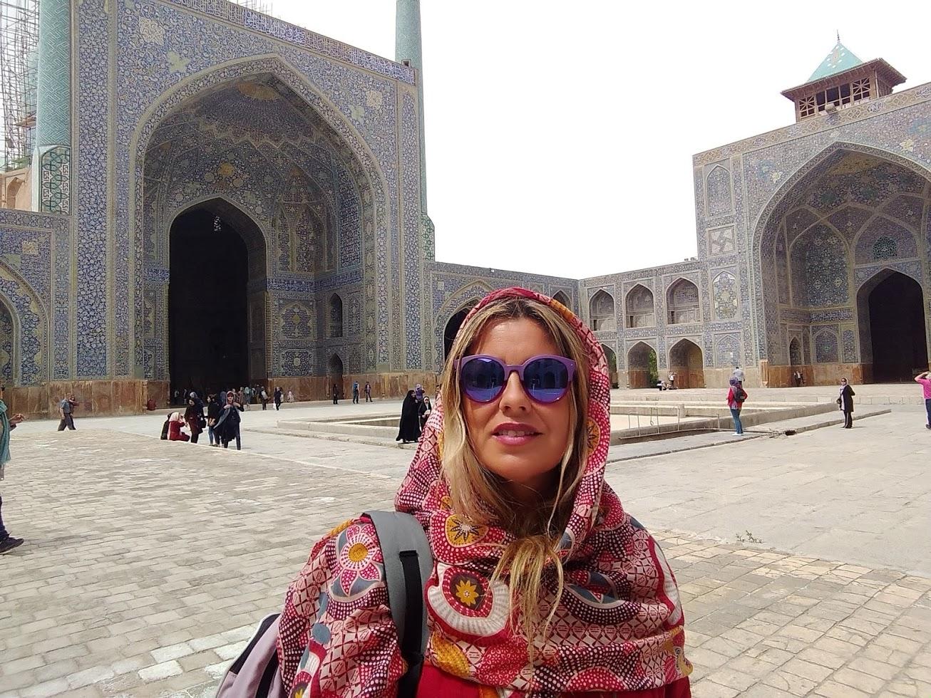 El hiyab y la revolución islámica en Irán