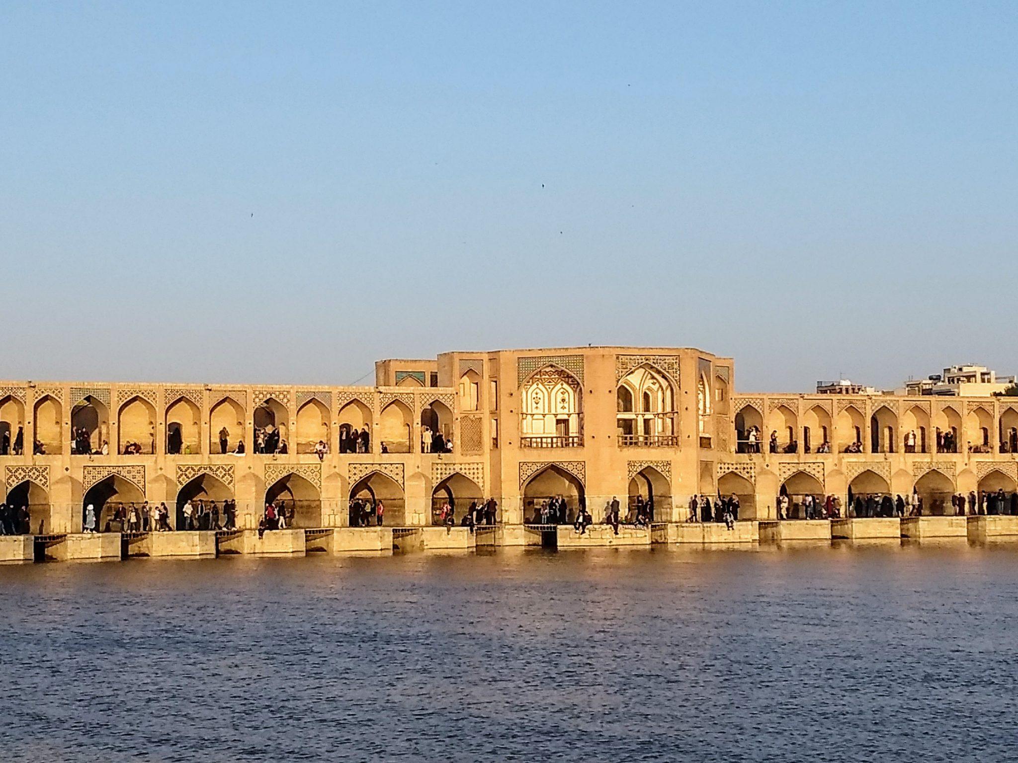 Isfahan, la Perla de Irán, en 3 días