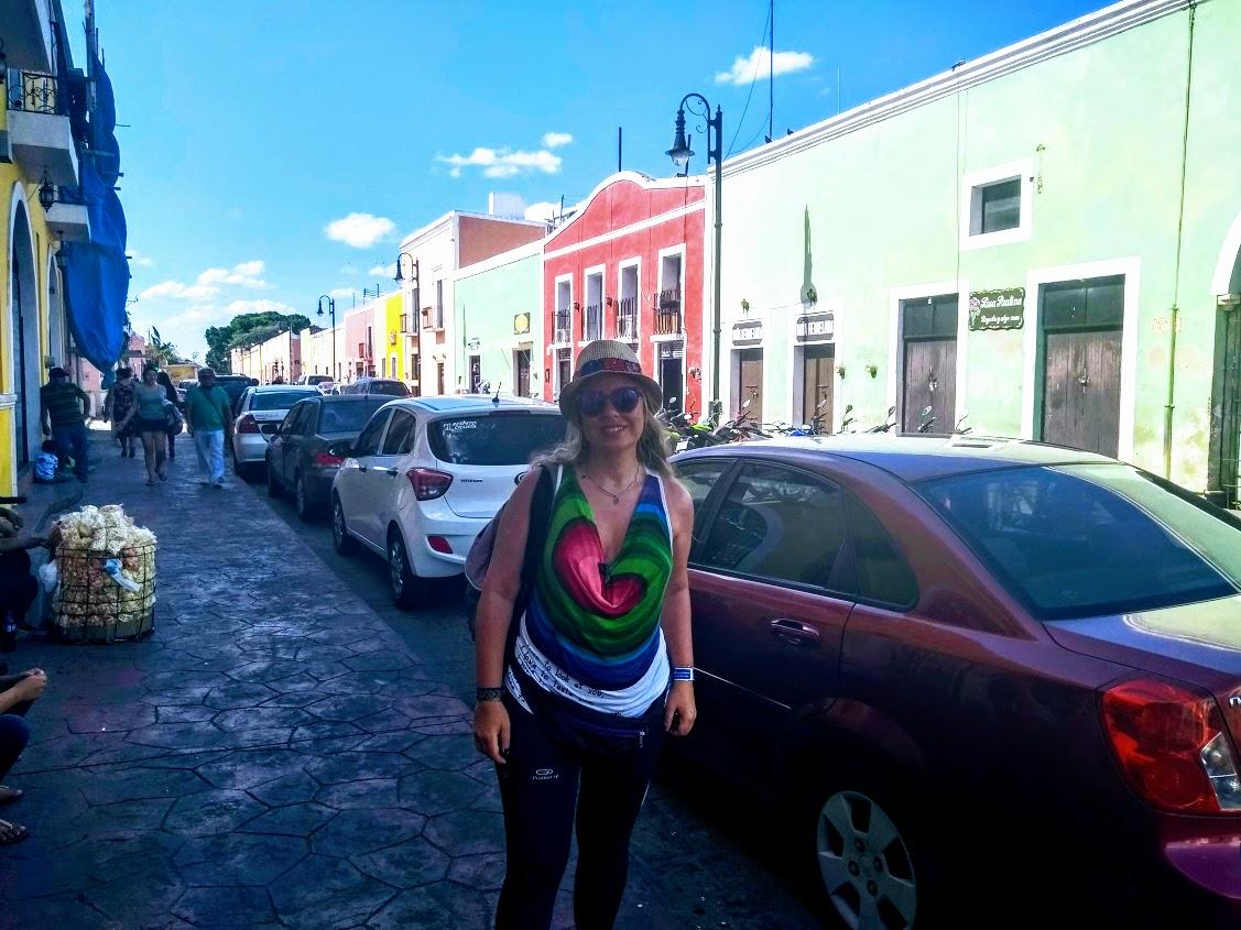 Valladolid, pueblo mágico del Yucatán