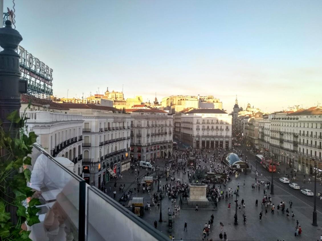 Nuevos Mejores Atardeceres en Azoteas de Madrid