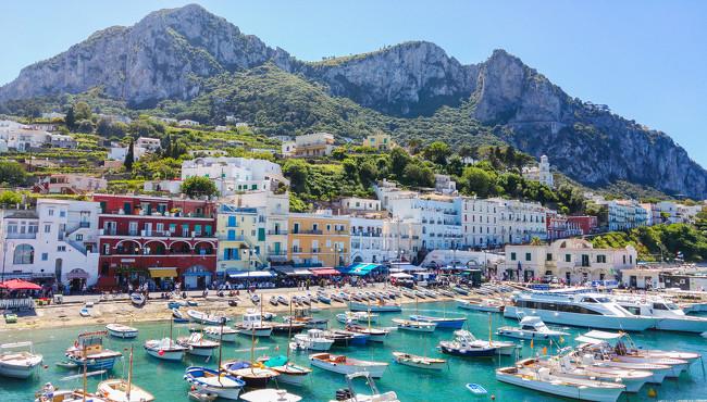 que ver en Capri en dos días