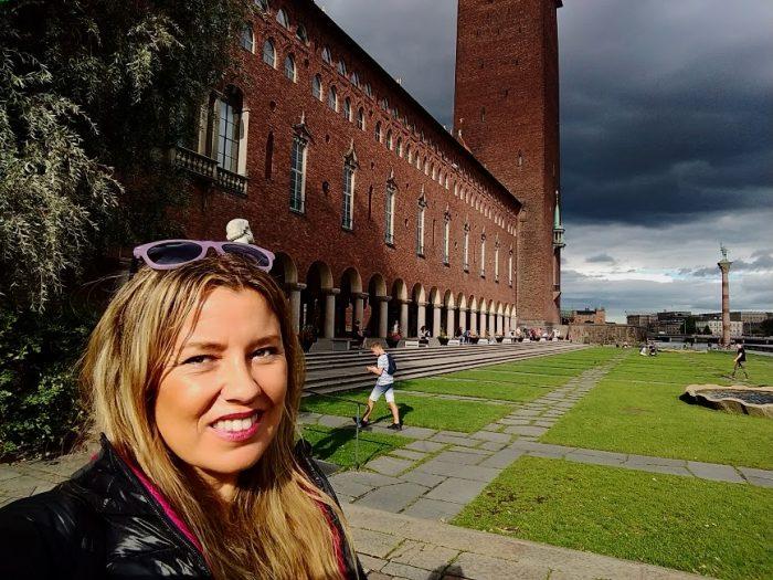 Gamla Stan, centro histórico de Estocolmo