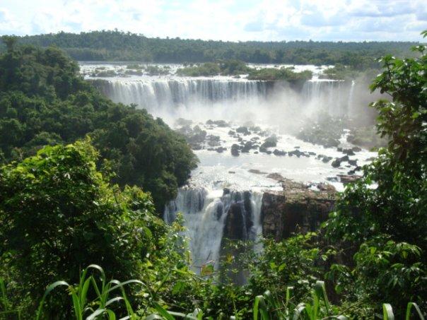 Visita a las cataratas de Iguazú