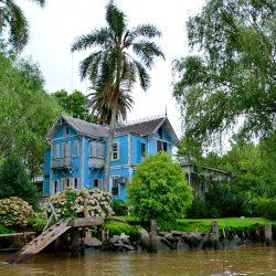 Delta del Tigre, la Venecia de Sudamérica