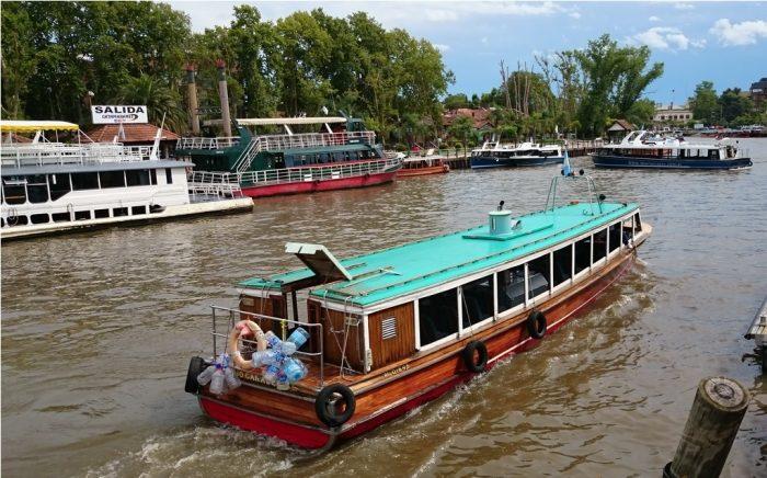 El Delta del Tigre, la Venecia de Sudamérica