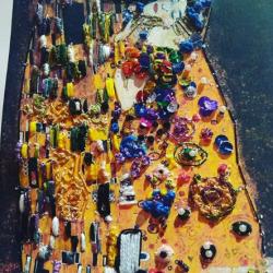 Mis Bordados de Gustav Klimt