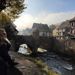Navidad en Kaysersberg, Alsacia