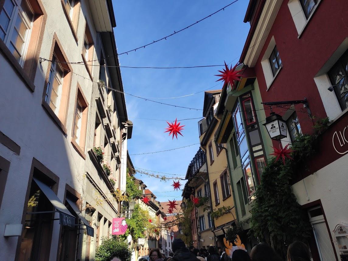 Navidad en Friburgo, Selva Negra