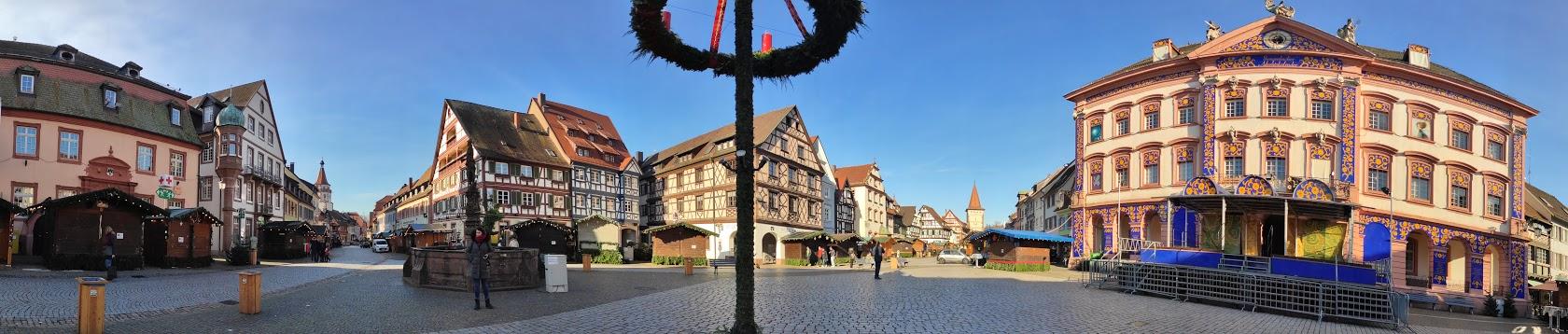 La magia de la Navidad en Gegenbach, Selva Negra