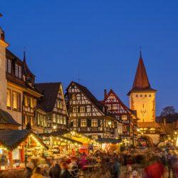 La magia de la Navidad en Gengenbach, Selva Negra