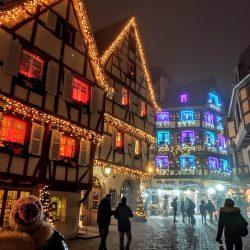 Colmar, escenario de un cuento de Navidad