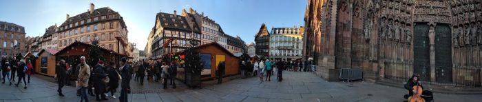 Visita de un día a Estrasburgo, Alsacia