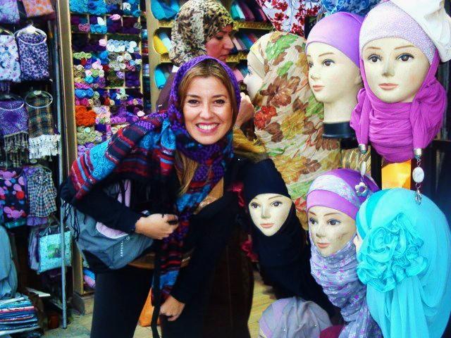 Visita de Amman, la capital jordana
