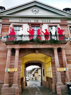 Riquewihr o el encanto navideño en Alsacia
