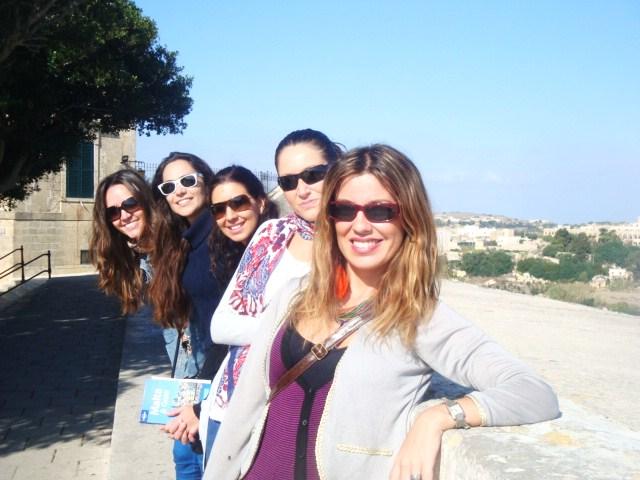 Las ciudades de Mdina y Rabat en Malta