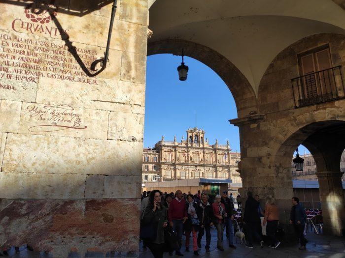 Escapada a Salamanca