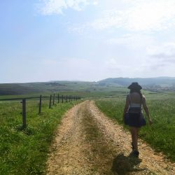 Ruta Cóbreces-Acantilado El Bolao, Cantabria
