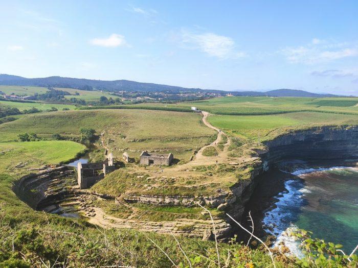 Ruta Toñanes - Acantilado El Bolao, Cantabria