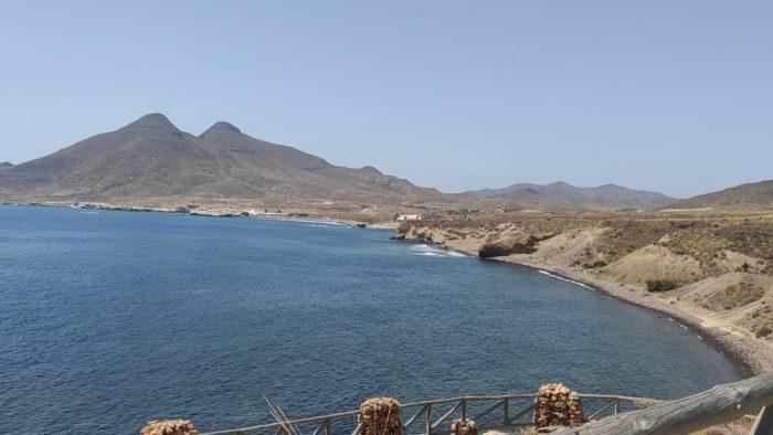 Ruta de los Piratas y la Isleta del Moro