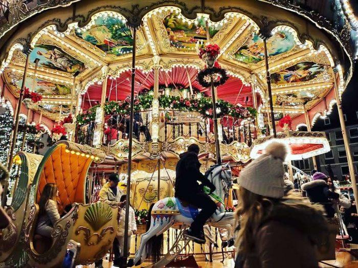 Visitar Frankfurt en Navidad