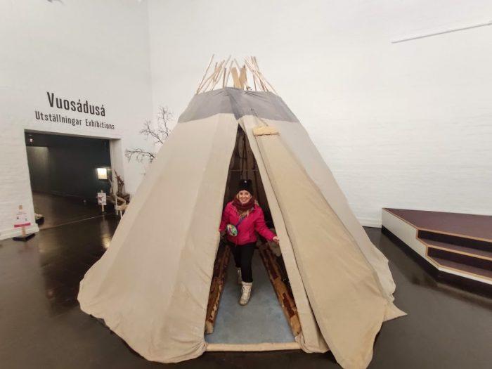 Los Sami, el pueblo originario lapón