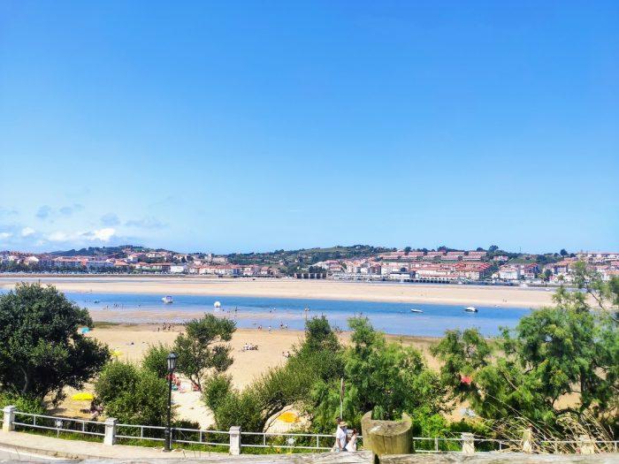 Un día de verano en San Vicente de la Barquera
