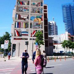Tirana, la desconocida capital albanesa